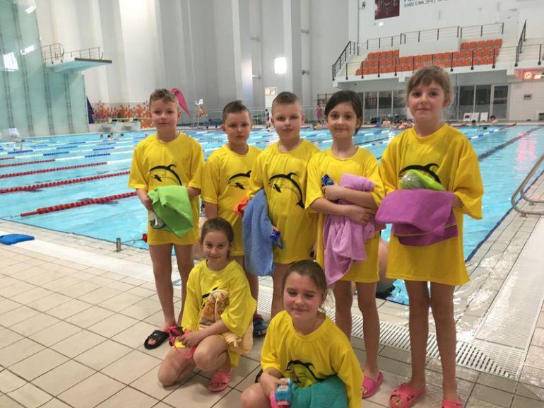 Fot.: UKS Delfin Piotrków Trybunalski.