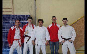 Karatecy z Piotrkowa znów błysnęli