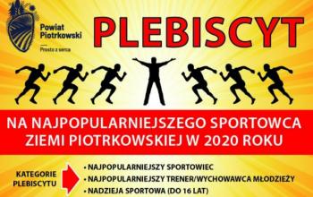Wybierz Najpopularniejszego Sportowca Ziemi Piotrkowskiej