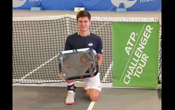 Kamil Majchrzak zwyciężył w Saint Brieuc