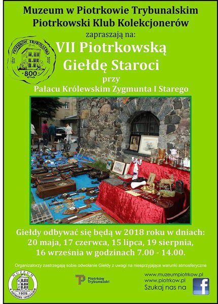 Wraca Piotrkowska Giełda Staroci