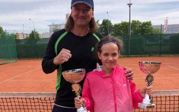 Podwójny triumf tenisistki piotrkowskiego klubu ST Winner w Złotoryi