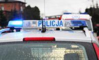 Dwie osoby ranne w wypadku w Mzurkach