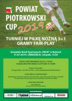 Powiat Piotrkowski Cup już w niedzielę