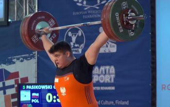 Medal mistrzostw Europy dla młodego mieszkańca Sulejowa