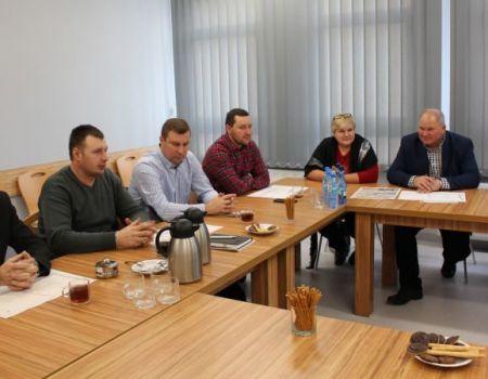 Grabica/Moszczenica: Zawarli porozumienie w sprawie modernizacji drogi