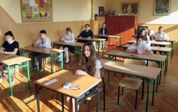 Ósmoklasiści dowiedzą się, co z egzaminem co najmniej na tydzień przed planowanym terminem