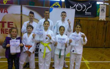 Karatecy zakończyli sezon