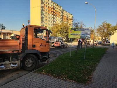 Będzie nowa nawierzchnia na ul. Dmowskiego w Piotrkowie