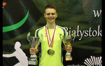 Mateusz Danielak mistrzem Polski
