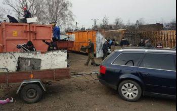 """Strażacy podsumowali akcję """"Złom"""". Dla chorego chłopca zebrali prawie 150 tys. zł!"""