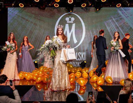 Dominika Wójcik z Moszczenicy została Miss Ziemi Łódzkiej!