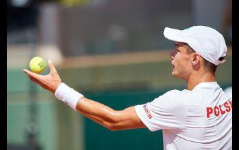 Kamil Majchrzak wycofał się z Australian Open