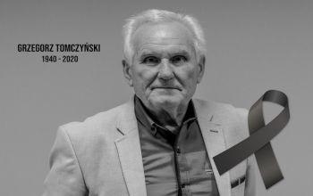 Zmarł Grzegorz Tomczyński