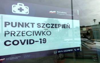 Punkt szczepień w Moszczenicy będzie nieczynny