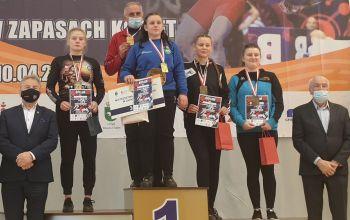 Zawodniczki AKS ponownie na podium Mistrzostw Polski