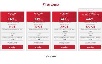 Internet mobilny LTE bez  limitu na kartę – najlepsze rozwiązanie dla tabletów i laptopów
