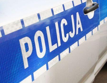 Wypadek w gminie Czarnocin. Jedna osoba ranna