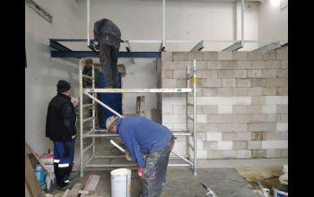 Przebudowa kotłowni w budynku OSP w Woli Krzysztoporskiej