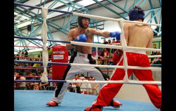 Dobry występ piotrkowskich kickboxerów