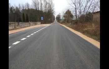 Nowe drogi na terenie gminy Aleksandrów