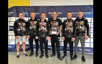 Dwa złote medale AKS-u w Młodzieżowych Mistrzostwach Polski