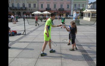 Ambitne cele piotrkowskich badmintonistów