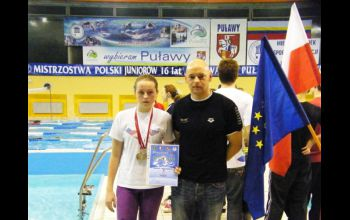 Piotrkowianka zdobywa medale dla Kleszczowa