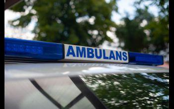 Policjant uratował mężczyznę przed zamarznięciem