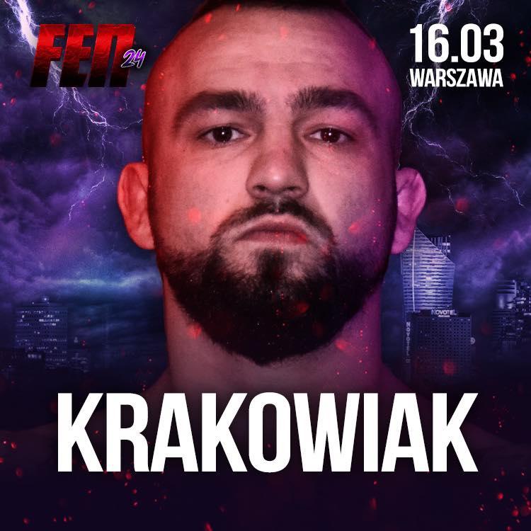 Wolborzanin w Polsat Sport Fight [Aktualizacja]