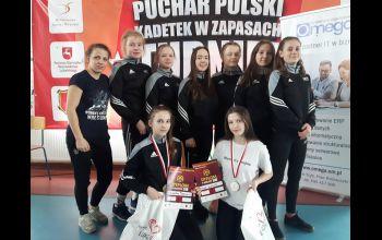 Piotrkowskie zapaśniczki też powalczą podczas Ogólnopolskiej Olimpiady Młodzieży