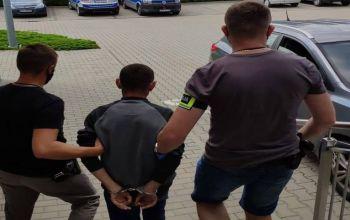 Policjant po służbie zatrzymał podejrzanego o usiłowanie gwałtu