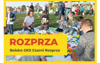 Grzegorz Schreiber, Marszałek Województwa Łódzkiego zaprasza na Piknik Rodzinny w Rozprzy!