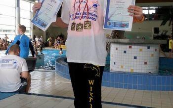 Piotrkowski delfinek zdeklasował swoje rywalki