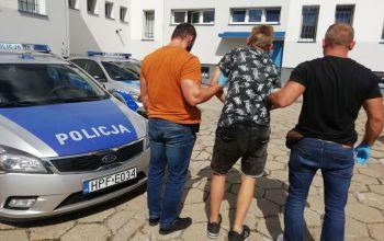 19-latek zaatakował przechodnia i ukradł telefon