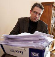 prezes Sądu Okręgowego w Piotrkowie <br> fot. J. Mizera