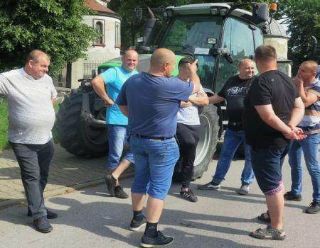 Rolnicy z powiatu piotrkowskiego będą protestować