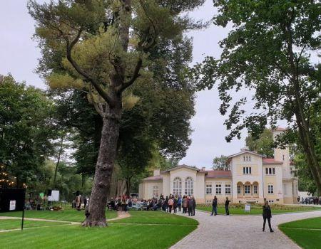 Park w Szynczycach otwarty po rewitalizacji (zdjęcia)