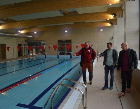 Dzień otwarty na basenie w Sulejowie