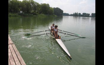 Wioślarki po raz pierwszy rywalizowały na ogólnopolskiej arenie