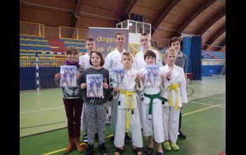 Piotrkowscy karatecy walczą o awans