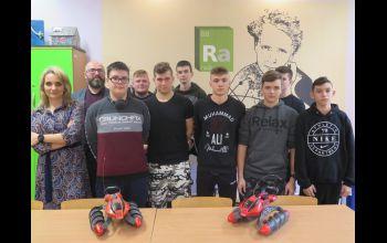 Piotrkowscy uczniowie z grantem na budowę łazika