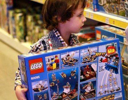 Kradli perfumy i... klocki Lego