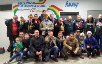 Piotrkowianie wicemistrzami Polski Rugby League 2017