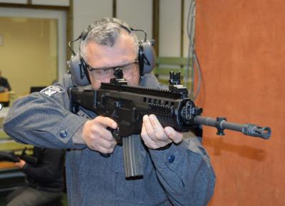 Nowa broń trafiła do piotrkowskiego Aresztu Śledczego