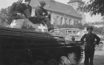 Mniej znane zdjęcia czyli niemieccy okupanci w Piotrkowie