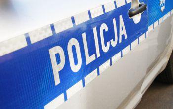 Policjanci eskortowali dziecko do szpitala