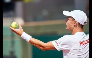 Kamil Majchrzak wygrywa w Australii