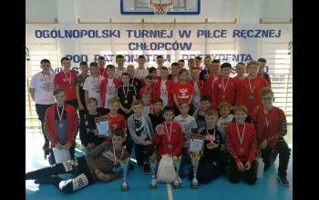 Młodzieżowcy Piotrkowianina wysoko w ogólnopolskim turnieju