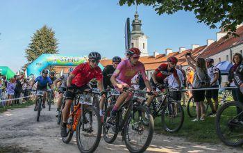 Sulejów gościł biegaczy i rowerzystów z całej Polski